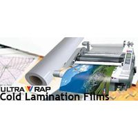 Ultrawrap cold lamination film