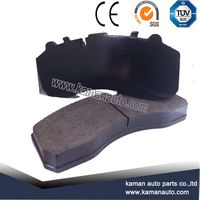 China brand truck brake pad for heavy duty truck parts thumbnail image