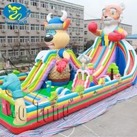 Hot sale Professional outdoor playground slide thumbnail image