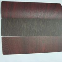 PVC vacuum press kitchen door film