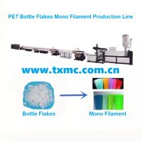 Polyester PET Monofilament Yarn Production Line
