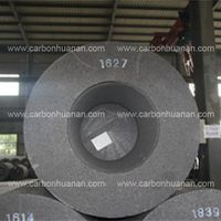 Factory Sales Low Electric Resistivity Graphite Electrode RP 350 thumbnail image