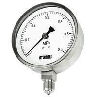 All Stainless Steel Steam Pressure Gauge #SPG-SUS