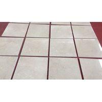 China Manufacture Natural Stone Cream Marfil Marble Tiles thumbnail image