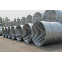 Anular Corrugated Steel PipeAgriculture irrigation culvert pipe Corrugated Culvert Pipe Supplier thumbnail image