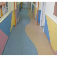 PVC PLASTIC FLOOR COVERING