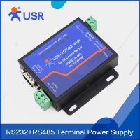Serial RS232 RS485 to TCP/IP Server Modbus TCP