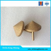 cnc polishing tools diamond grinding burrs