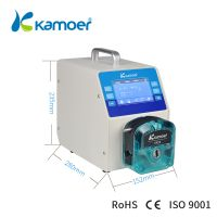 Kamoer 6000 ml/min AC 220V AIP Multiple Control Mode Intelligent Aquarium Peristaltic Water Pump thumbnail image