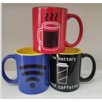 ceramic magic mug