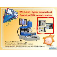 bga chip repair machine WDS-750 motherboard repair station