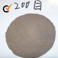 brown aluminum oxide