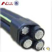 1KV aerial cable PE insulalated overhead cable