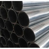 Stainless steel pipe for balustrades