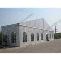 wedding marquee tent for 300 to 500 seats thumbnail image