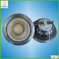 led cob ar111 9w