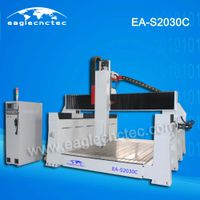 CNC Foam Milling Machine For Lost Foam Casting On Sale thumbnail image