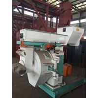 High efficiency wood pellet granulator