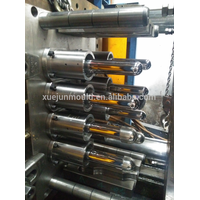 Huangyan plastic pet bottle tube preform die mold for 8cavity