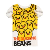 wholesale summer short sleeve T-shirt children's cartoon 100% catoon