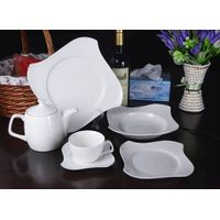 21PCS XE SHAPE DINNERWARE SET