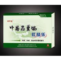 herbal panty liner for anti-hemorrhoids & chronic diarrhea