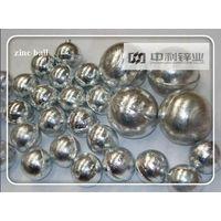 pure zinc ball 99.995%