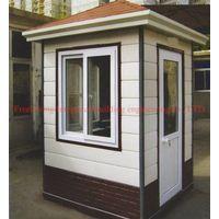 Economic Prefabricated Sentry Box