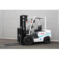 Brand new 2.5ton~3ton TCM diesel forklift truck with Isuzu engine