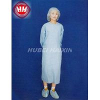 Disposable Nonwoven SMS Isolation Gown thumbnail image