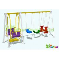 Swing play structure