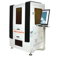 3030 Precision Mini Fiber Laser Cutting Machine thumbnail image