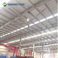 22FT free of maintenance energy saving hvls fan large ceiling fan