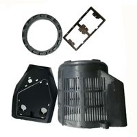 OEM Custom High precision alloy die casting parts for car and home applicancs