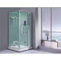 Bathroom One person Steam shower house/sanitaryware Steam room/Steam Cabin/wet sauna house