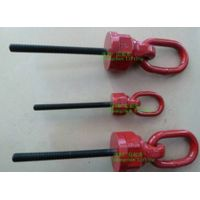 Swivel Hoist stowage rotating lifting Ring sling rigging hardware
