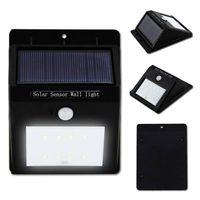Solar Light Waterproof Outdoor 8LED Light Solar Energy Powered Motion Sensor Detector Activated lamp thumbnail image