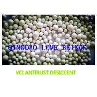 VCI antirust granule desiccant for metal sealed storage