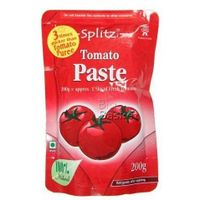 Aluminum foil bag for tomato paste