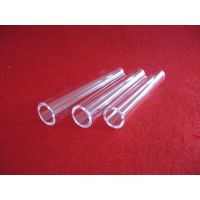 transparent quartz glass tube for semiconductor