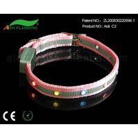 LED bling dog collars