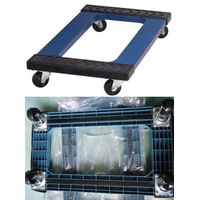 """Mover's dolly, Furniture dolly, 3"""" casters dolly"""