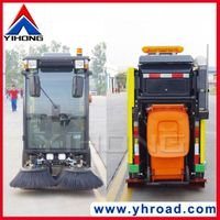 YHD21 outdoor sweeping machine thumbnail image
