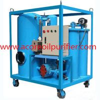 Used Industrial Lube Oil Filtration Machine for Sales