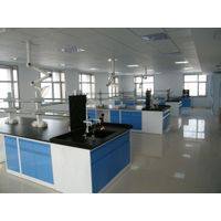 lab furniture steel laboratory central table island bench