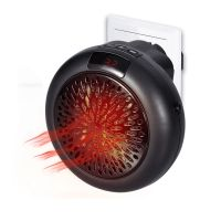 Home bathroom portable 900W electric warm fan heater with digital display