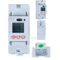 single phase kwh energy meter voltage current positive reverse active reactive power ADL100-ET