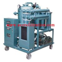 Waste Lubricating Oil Purifier System