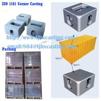 iso 1161 Container Corner Casting/ Fitting
