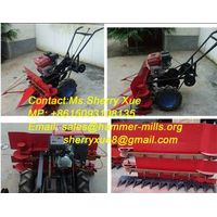 Mini rice and Wheat Reaper, Alfalfa Cutter, Grass Cutting Machine